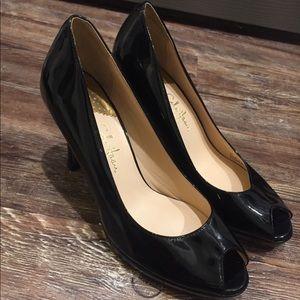 ❗️NICE❗️Cole Haan Black Patent Leather Heels